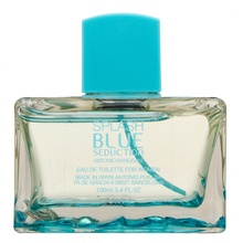 Antonio Banderas Splash Blue Seduction for Women toaletní voda pro ženy 100 ml